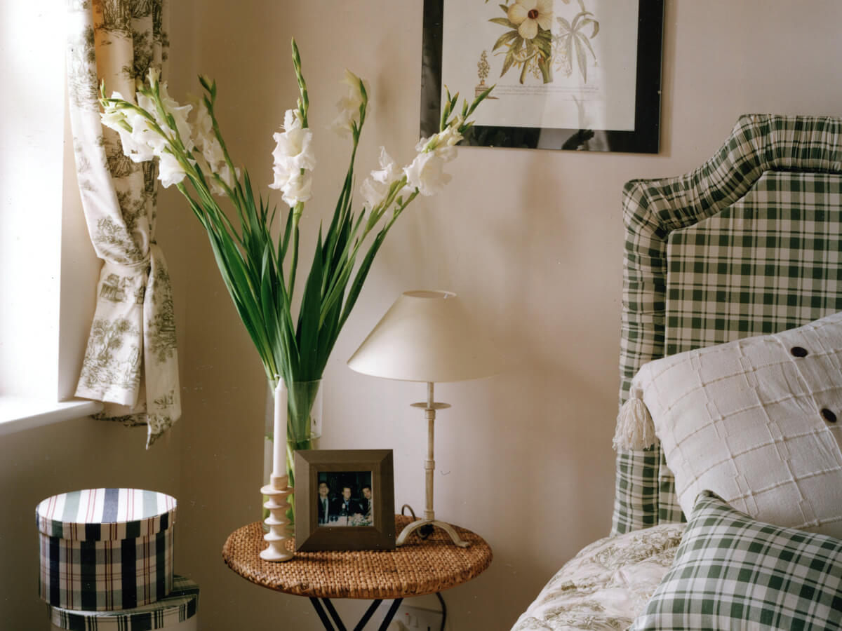 Prop-styling and photography for boutique hotel, Derbyshire. - i.d.space