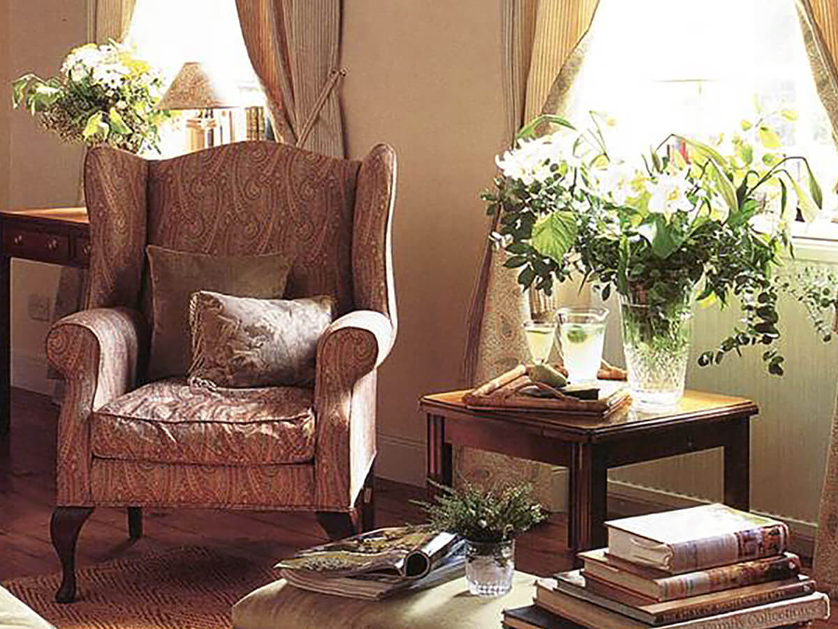 Prop-styling for 18th century B&B, Taunton, Somerset - i.d.space